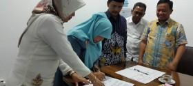 Penandatanganan Naskah Kerja Sama Dengan Universitas Swadaya Gunung Jati