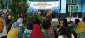 Bhakti Sosial Pelayanan KB IUD Implan se kota Cirebon dilaksanakan di Stikes Muhammadiyah Cirebon